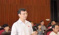 MN Vietnam membahas rancangan amandemen atas  Undang-Undang  pencegahan  dan pemberantasan korupsi