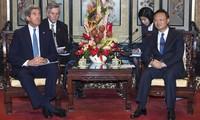 Pembukaan Dialog ke-5 tentang  Strategi dan Ekonomi AS- Tiongkok