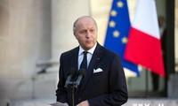 Menlu Perancis mengunjungi Aljazair untuk mengusahakan solusi tentang masalah Mali