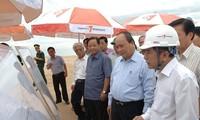 Deputi Perdana Menteri Vietnam, Nguyen Xuan Phuc melakukan temu kerja dengan propinsi Phu Yen