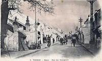 Hang Bac - jalan kerajinan khas di kota Hanoi