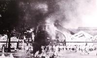"Ibukota Hanoi dalam masa 60 hari siang malam dalam lautan api"" melalui memori  dari para peserta perang perlawanan nasional"