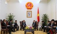 越南将为在越投资的日本企业创造条件
