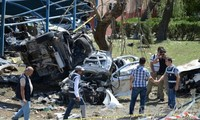 10 people killed and injured by bomb blasts in Turkey