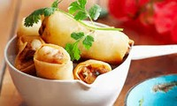 Fish Spring Roll