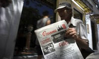 Granma newspaper publishes US election information