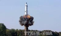 North Korea confirms its latest ballistic missile test