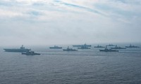 Japan, US conduct joint military drill amid growing tensions on Korean Peninsula