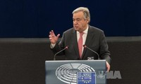UN chief calls for two-state solution for Israel, Palestine