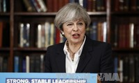 Theresa May confirms Brexit unchanged