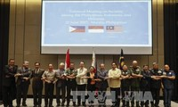 Phillipines, Malaysia, Indonesia strengthen joint efforts to fight ISIS