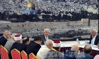 Palestine freezes contact with Israel over Jerusalem shrine crisis
