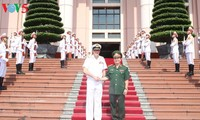 Australia, Vietnam boost defense cooperation
