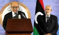 France vows to help resolve to solve Libya crisis