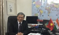 Ambassador applauds Vietnam-India ties