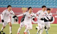 Vietnamese football fans ready for U23 Championship final