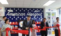 American Hangout learning space opens in Can Tho