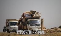 UN calls emergency meeting on Syria