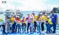 Tiếng hát ASEAN+3: Thí sinh ngỡ ngàng trước vẻ đẹp của vịnh Hạ Long