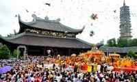 Localidades norteñas listas para celebrar festivales de pagodas