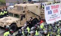 Comienza operación del sistema de misiles Thaad en Corea del Sur