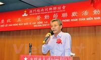 Vietnamitas en China y Mozambique celebran 42 años de reunificación nacional