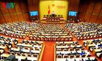 Ley de Planificación centra agenda de reunión parlamentaria