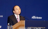 Primer ministro de Vietnam resalta protagonismo de Asia en la globalización