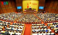 Asamblea Nacional de Vietnam concreta programa de elaboración jurídica para 2018