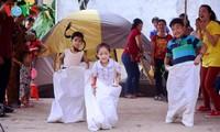 Vibrantes actividades en el Festival de la Familia de Vietnam 2017
