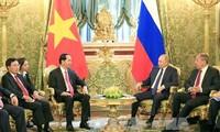 Política exterior de Vietnam contribuye al avance del país en la nueva coyuntura