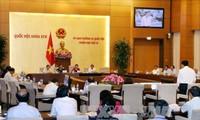 La protección forestal y el desarrollo acuífero centran la agenda parlamentaria