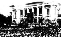 Periódicos de Vietnam publican artículos en conmemoración de los 72 años de la Revolución de Agosto