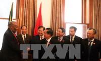 Vietnam y Sudáfrica afianzan relaciones de cooperación parlamentaria