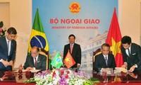 Vietnam es un socio importante de Brasil en Asia-Pacifico, dice canciller de este país suramericano