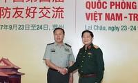 Vietnam y China fortalecen la cooperación y la amistad en la defensa fronteriza