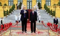 Vietnam y Estados Unidos alcanzan Declaración Conjunta para reafirmar sus relaciones hacia el futuro