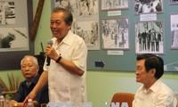 Vietnam sigue con el mejoramiento de políticas para los veteranos torturados por enemigos en guerra