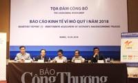 Vietnam logra un crecimiento económico impresionante en el primer trimestre de 2018