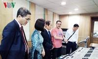 Vietnam y Egipto fomentan la cooperación cultural en radio y televisión