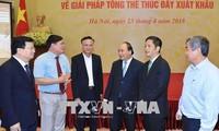Vietnam busca aumentar ventas en el extranjero
