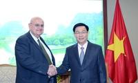 Vietnam fortalece cooperación multifacética con Brasil y Estados Unidos
