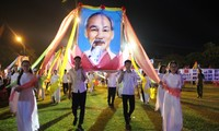 Comienza el Festival de la Aldea Sen en conmemoración de los 128 años del nacimiento del Tío Ho