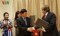Vietnam y Cuba consolidan la cooperación en la radiodifusión
