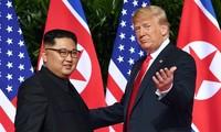 Presidente de Estados Unidos afirma que Corea del Norte ya no es una amenaza nuclear