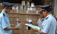 Más de la mitad de las mercancías vietnamitas están en el canal verde en el despacho de aduanas