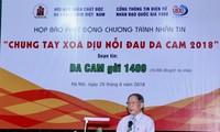 Vietnam aumenta la ayuda humanitaria a víctimas de la dioxina