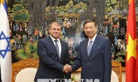 Vietnam e Israel fortalecen cooperación en lucha contra crimen