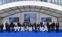 Cumbre de la OTAN continúa con encuentros bilaterales entre líderes de países miembros