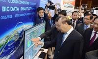 Vietnam busca avanzar en la cuarta Revolución Industrial